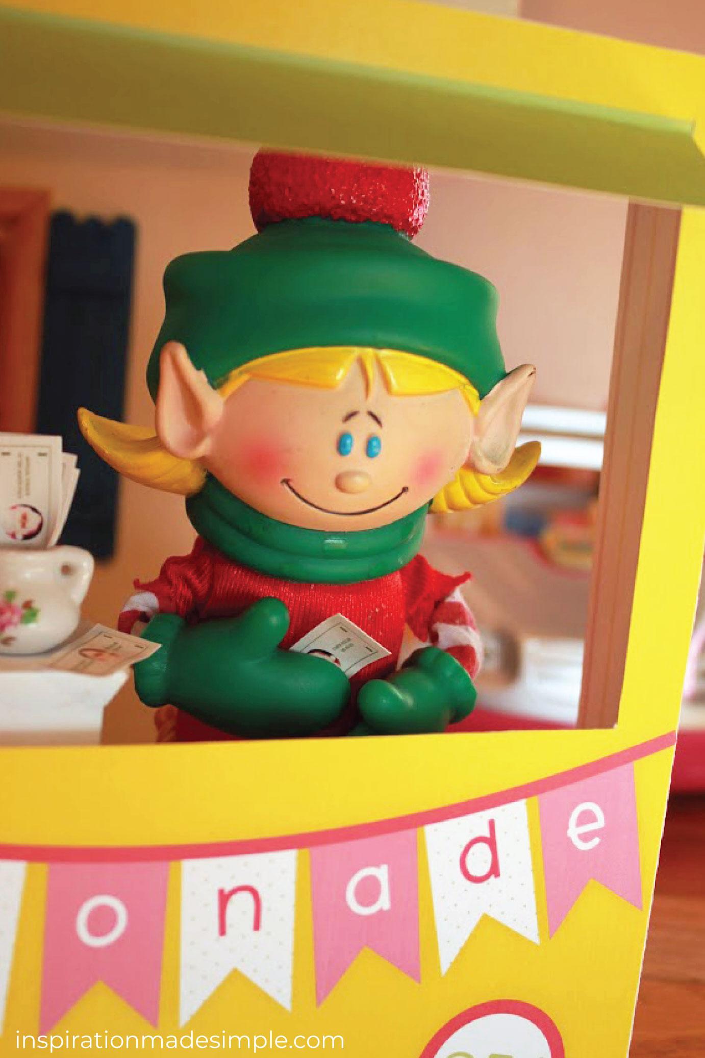 Miniature Elf on the Shelf Dollars