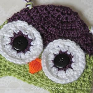 Owl Hat #ProjectCrochet Update