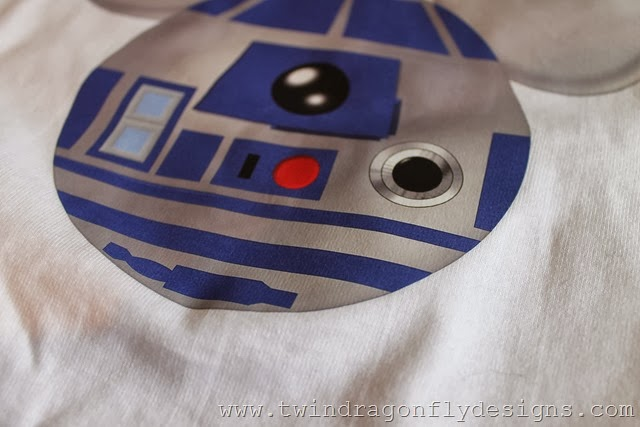 R2D2 Star Wars Shirt
