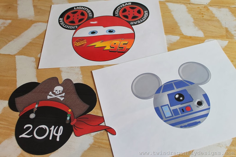 Star Wars Mickey Mouse Shirts (8)