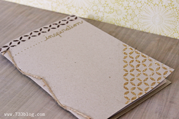 Simple DIY Journal