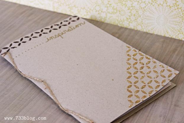 Simple DIY Journal