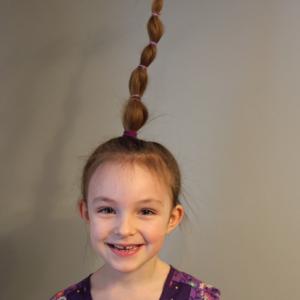 Truffala Tree Crazy Hair Idea