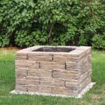 Build a backyard fire pit (33)