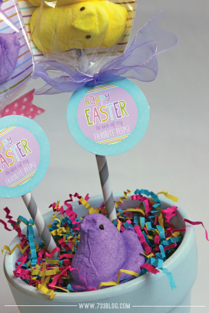 Easter Printable Gift Tags