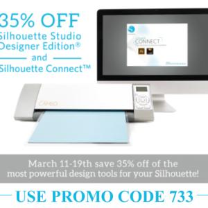 Silhouette Design Software Sale