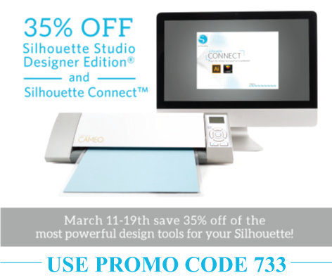 Silhouette Design Software Sale