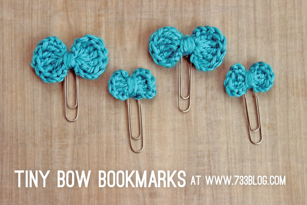 Crochet Bow Books