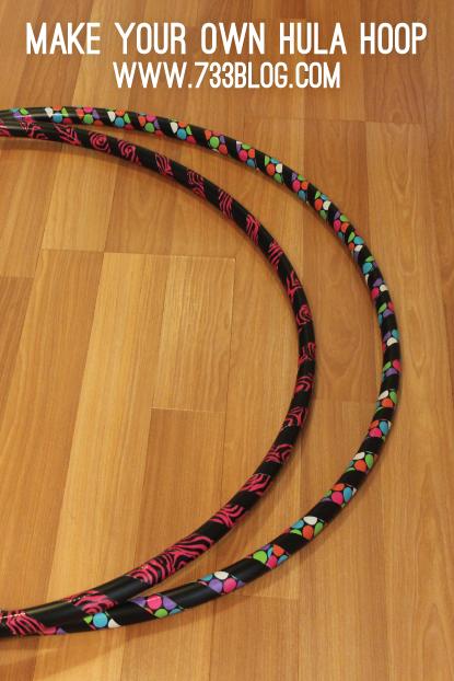 How to Make a Hula Hoop