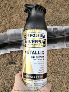 Metallic Rust-oleum