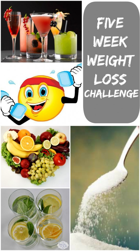 5 Week Weight Loss Challenge