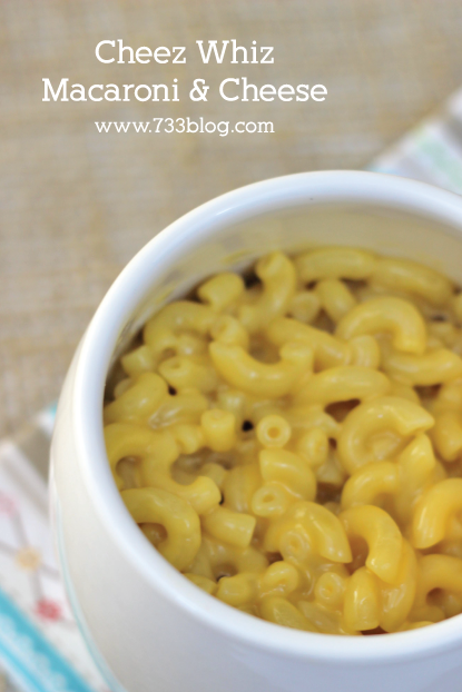 Easiest Homemade Mac and Cheese Ever