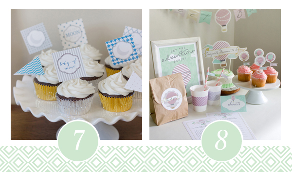 Themed Baby Shower