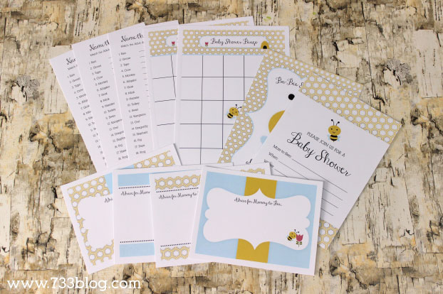Mommy to Bee Printables
