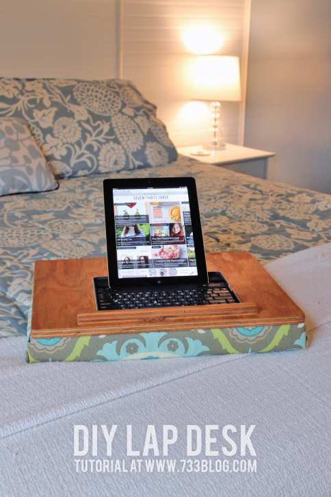 Lap Desk for iPad