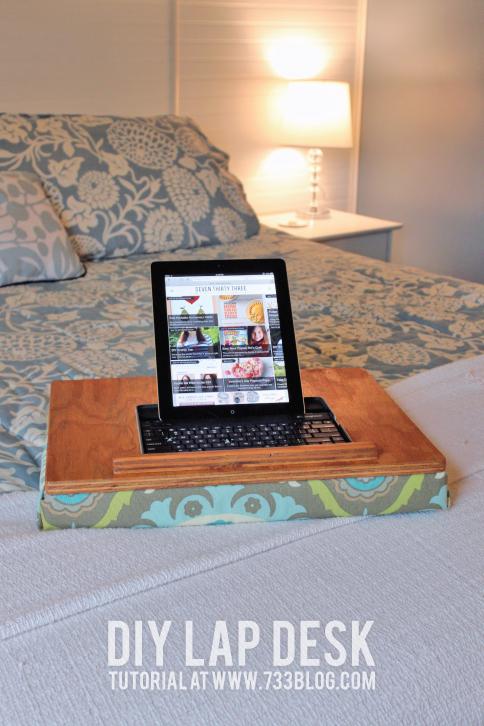 Lap Desk for iPad