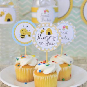 Ultimate Baby Shower Printables Pack
