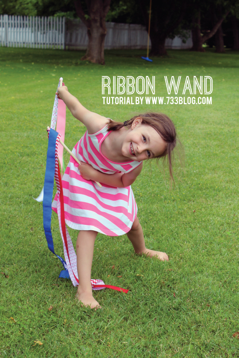 Ribbon Wand Tutorial