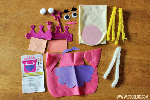 Darice Sock Puppet Kit