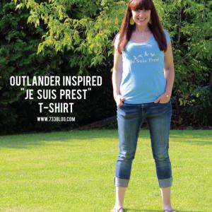 Outlander Sneak Peek and Inspired T-Shirt