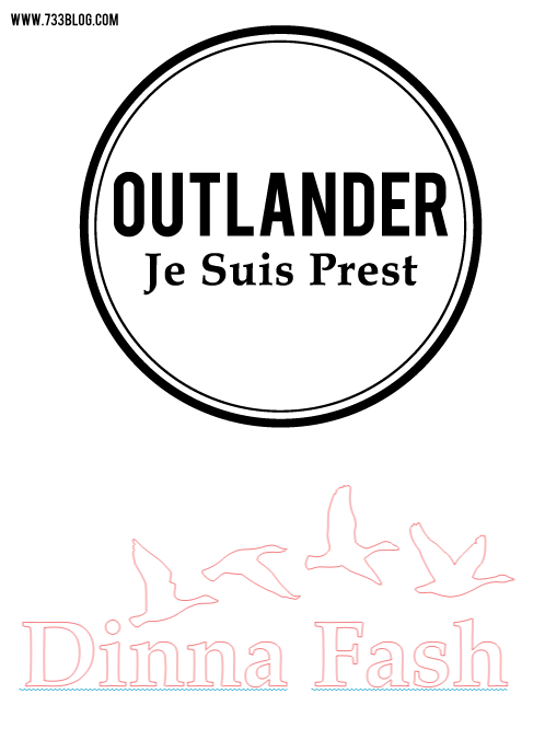 Outlander Shirt Designs