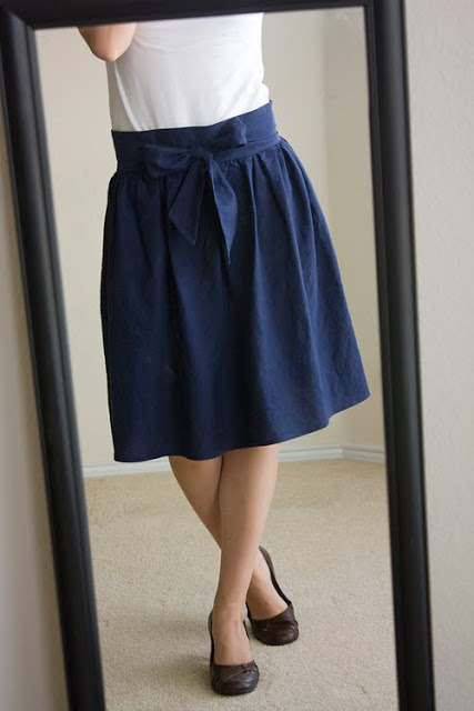 Party Skirt Tutorial