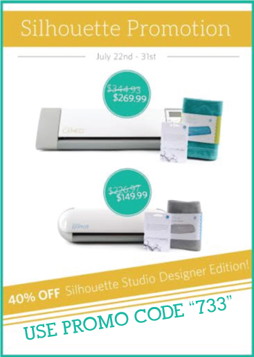 Silhouette Studio Designer Edition 40% Off