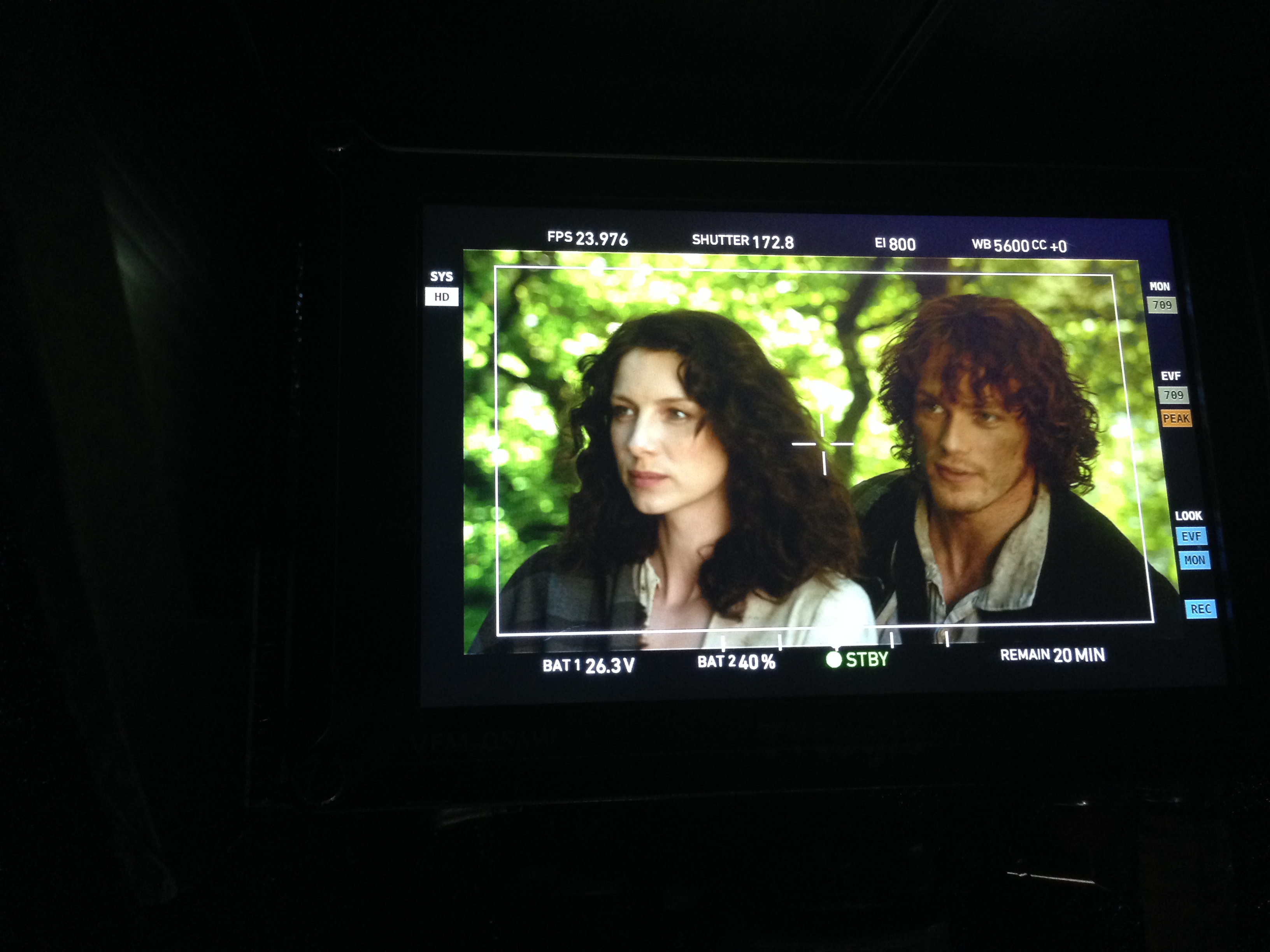 Outlander Premiering on Starz August 9, 2014