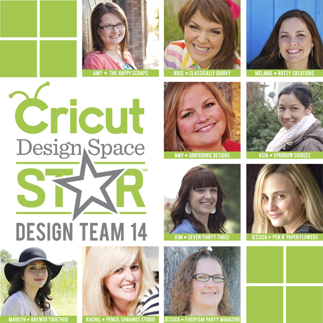 Cricut Design Space Star - Design Team 14