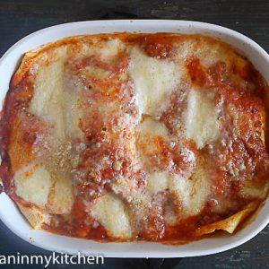 crepe cannelloni