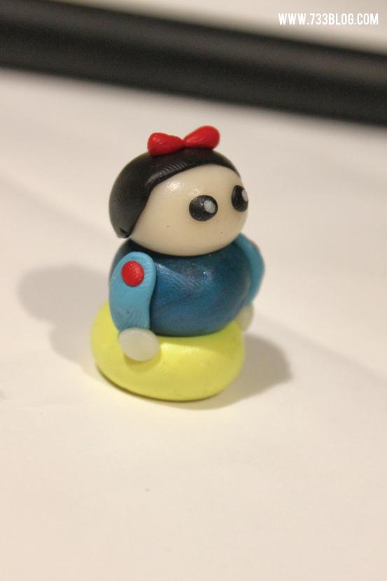 Snow White Pendant Tutorial