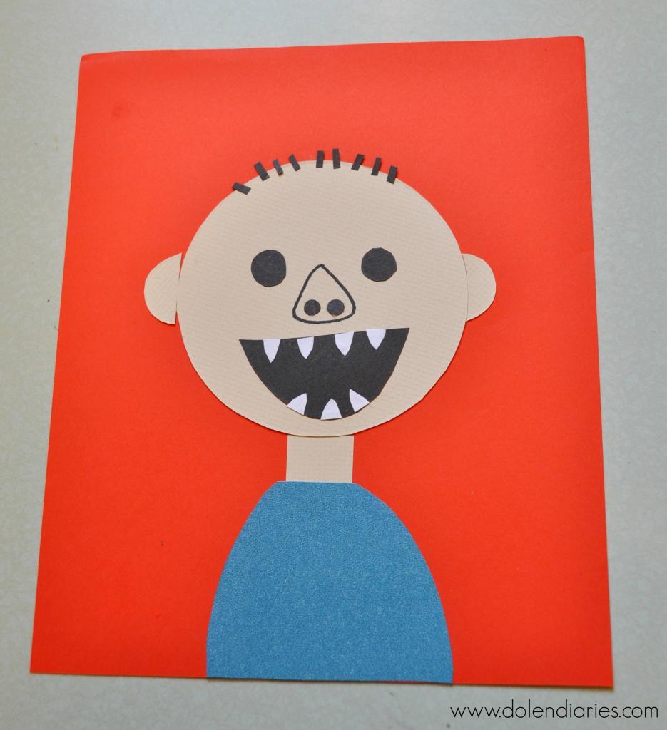 David Shannon Art Kids Craft