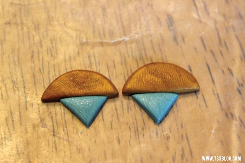 Clay Earring Tutorial