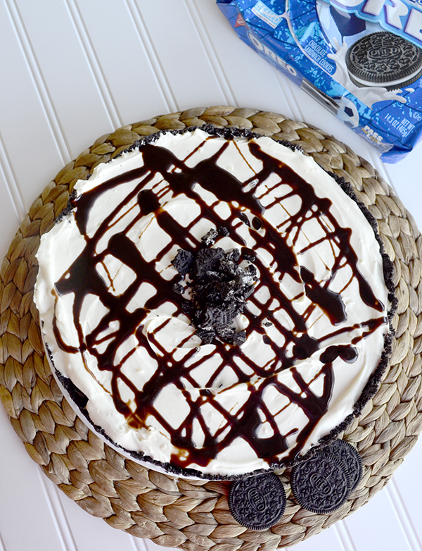 Icebox Oreo Cheesecake Recipe