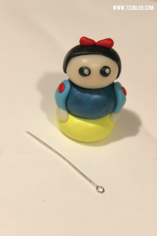 Snow White Pendant Tutorial
