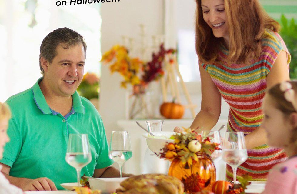 Halloween Themed Conversation Starters