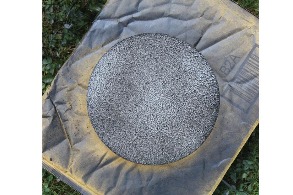 How to Spray Paint Foam