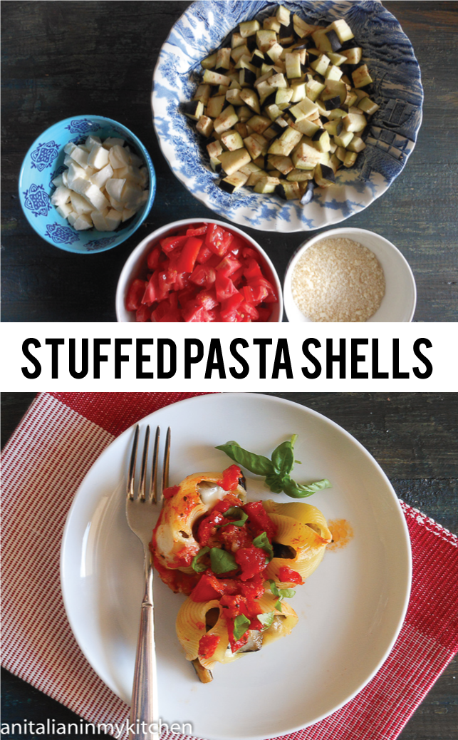 Stuffed Pasta Shells - A Delicious Family Meal Idea