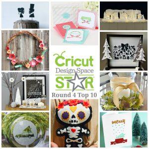 Cricut Design Space Star Round 4 Top 10