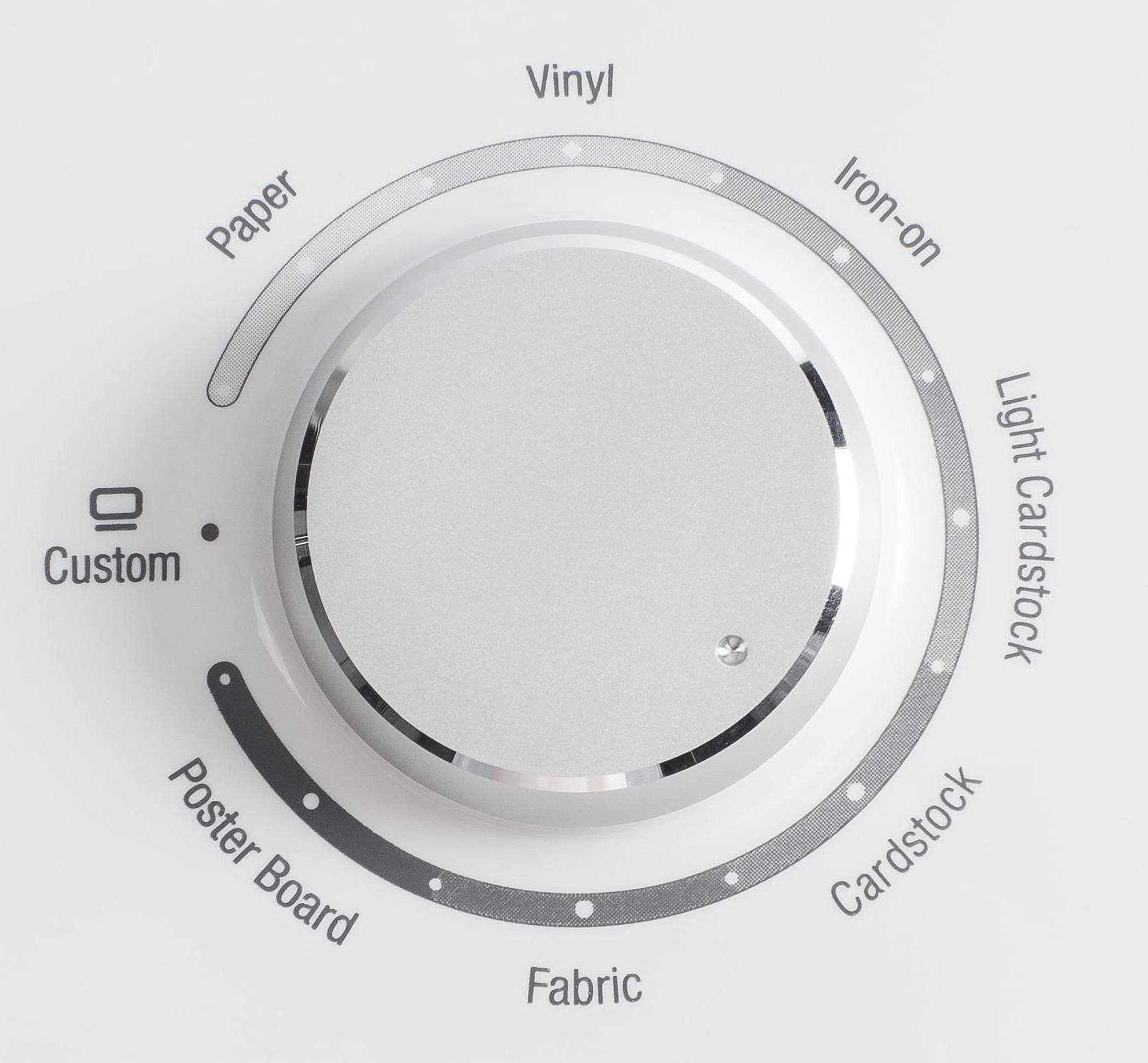 Cricut Explore - SmartSet Dial! No need to worry about what settings to choose!
