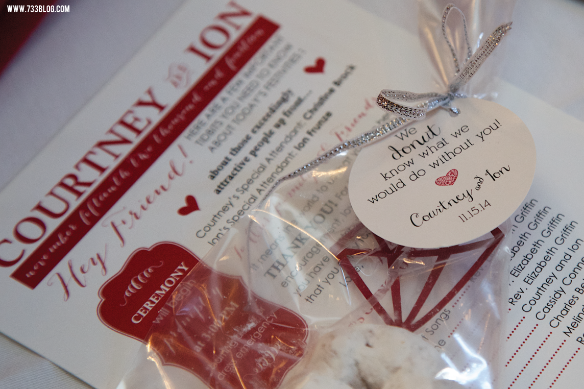 "DIY Wedding & ""Punny"" Favors"