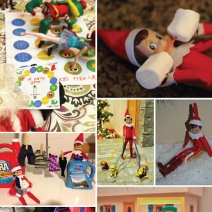 27 Fun & Easy Shelf Elf Ideas