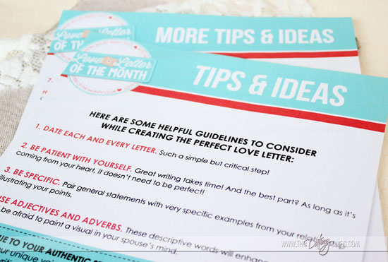 Tips & Ideas for writing the perfect love letter! Let's bring romance back!