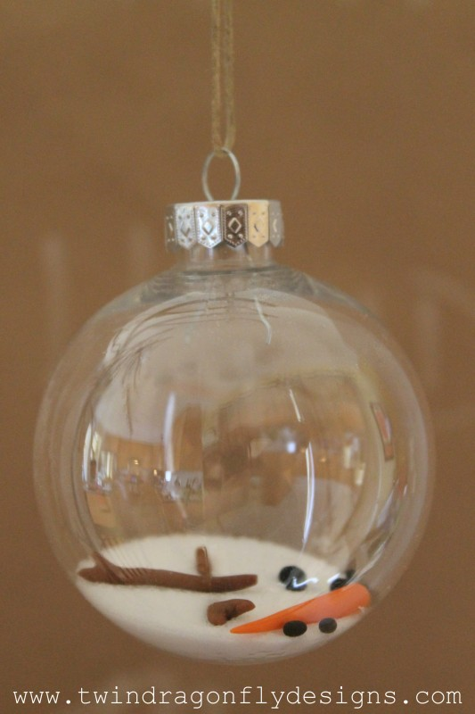 Melted Snowman Ornament-002