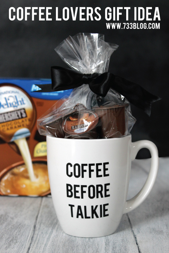 Perfect gift idea for a Coffee Lover! #IDelight #ad