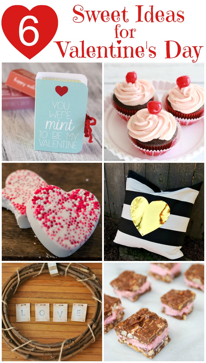 6 Sweet Ideas for Valentine's Day