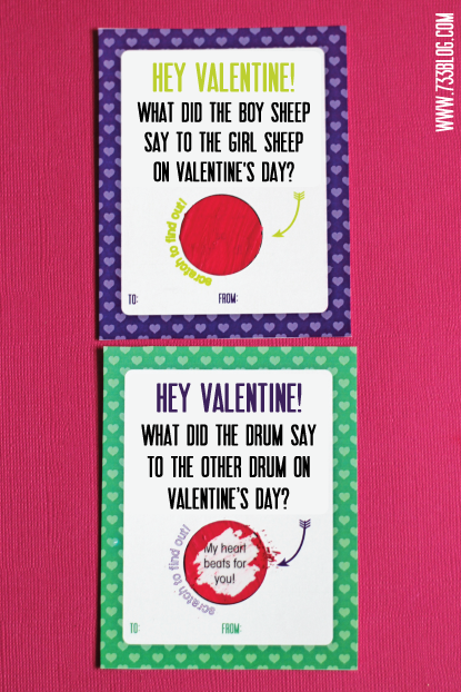 Printable Scratch Off Valentine Cards