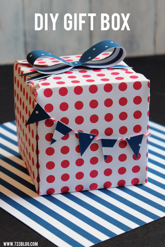 DIY Gift Boxes, Paper Bows and More!
