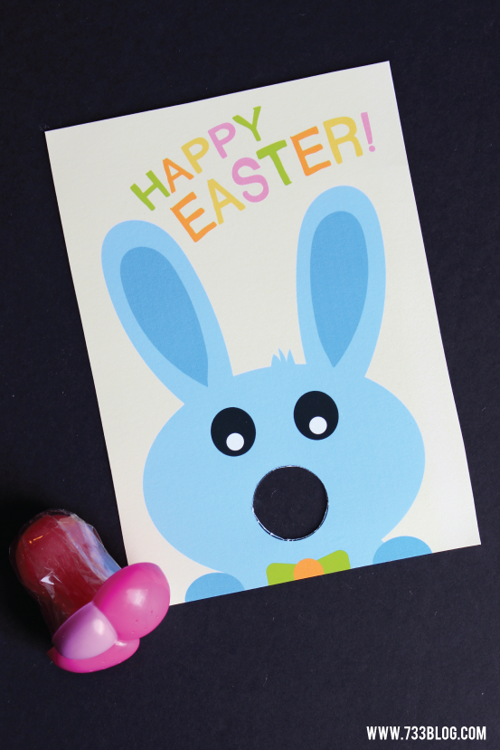 Easter Lollipop Cards