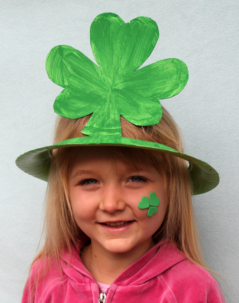 St Patrick S Day Paper Plate Crafts Inspiration Made Simple